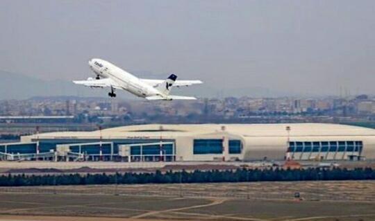 فعال شدن پرواز های فرودگاه امیدیه