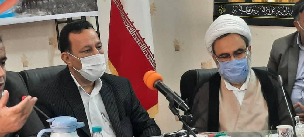 سرپرست فرمانداری رامشیر : مساجد و حسینیه ها مجوز برگزاری مراسم ترحیم را ندارند