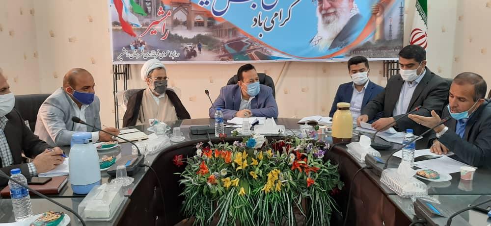 سرپرست فرمانداری شهرستان رامشیر خبر داد:ثبت نام ۳۴ نفر برای انتخابات شوراهای اسلامی شهر رامشیر و مشراگه