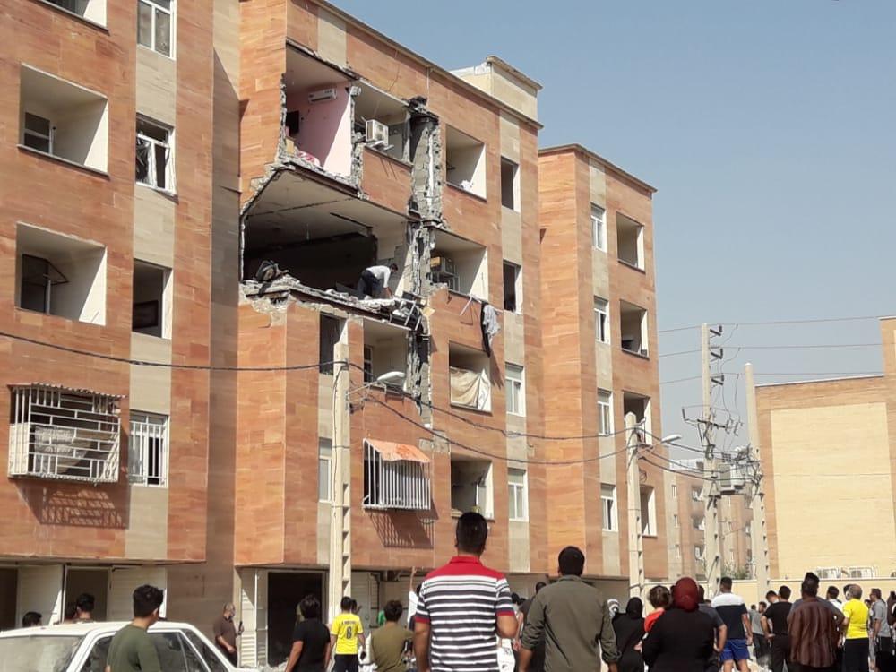 انفجار در فاز۷ بندرماهشهر/دو نفر دچار سوختگی شدند