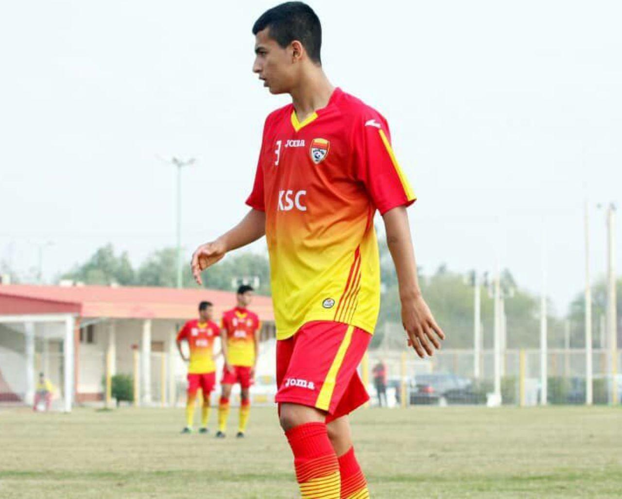 فوتبالیست رامشیری به جوانان فولاد پیوست