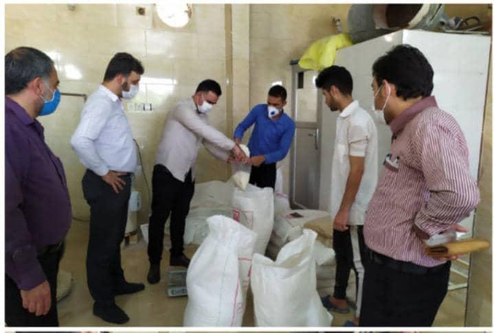 بی کیفیتی نان در رامشیر بعد از شکایات شهروندان مورد بررسی قرار گرفت