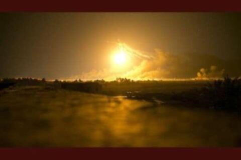انفجار و آتش سوزی در میادین بزرگ امارات