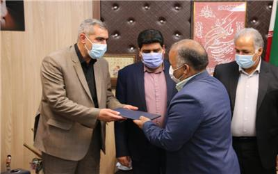 رئیس بنیاد شهید و امور ایثارگران شهرستان دزفول منصوب شد