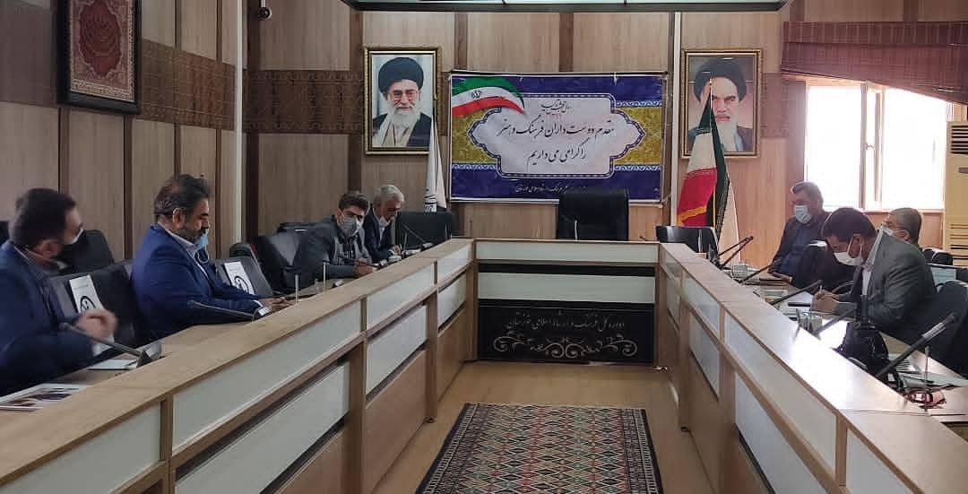نشست بررسی مشکلات چاپ نشریات استان خوزستان برگزار شد