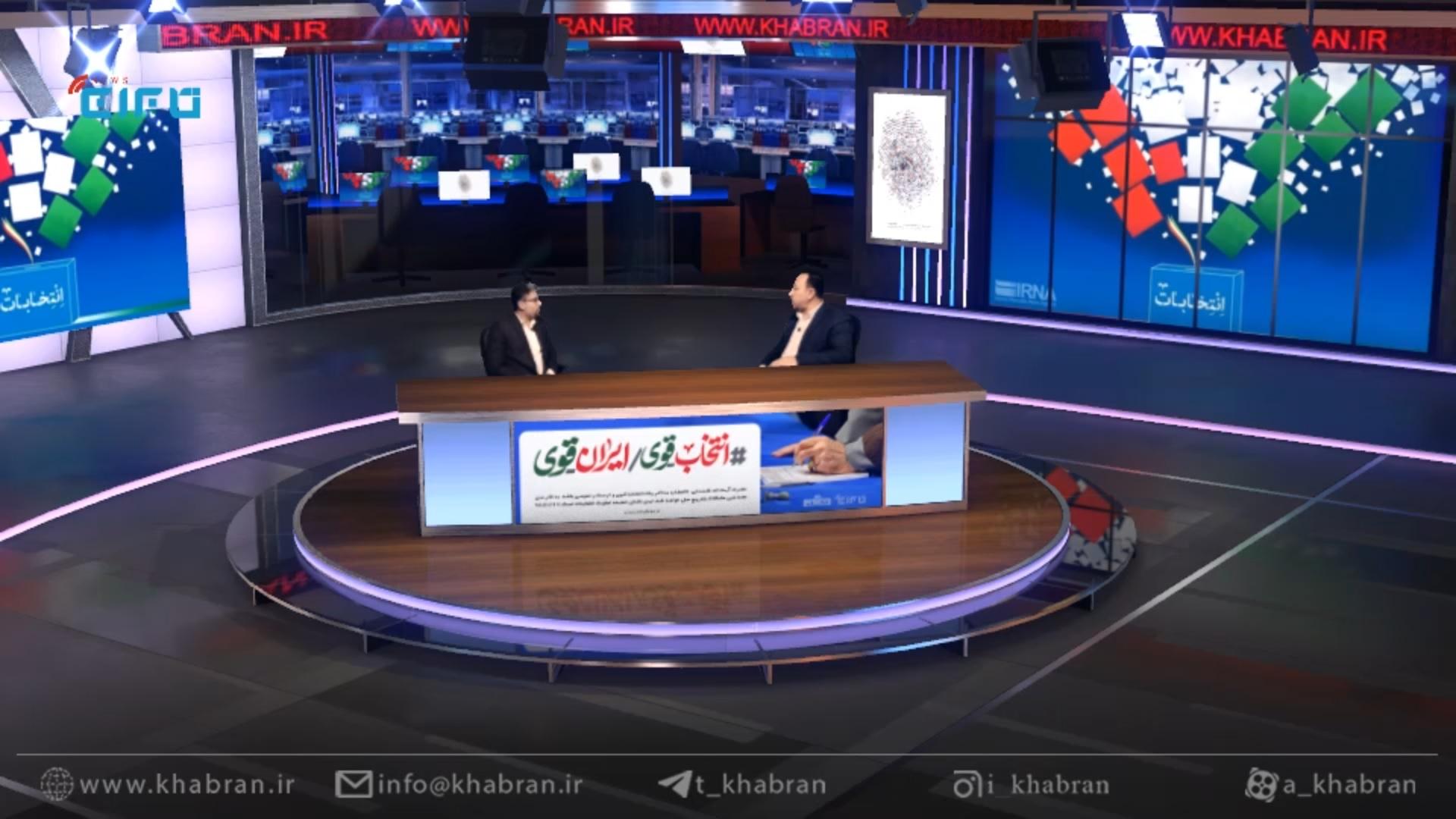 آگاه | قسمت دهم(پایان پوشش انتخابات) – گفتگو با سالم عبادی،فرماندار شهرستان رامشیر