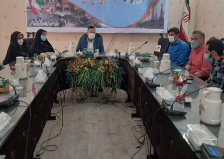 مراسم تقدیر از اصحاب رسانه رامشیر به مناسبت روز خبرنگار برگزار شد