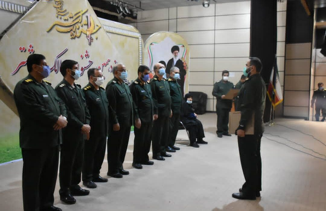 کسب رتبه اول اشراف فرماندهی کل توسط سازمان بسیج رسانه استان خوزستان در جشنواره ملی مالک اشتر