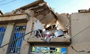 خسارت سنگین زلزله اخیر به اندیکا